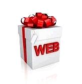 Webové stránky k Vánocům